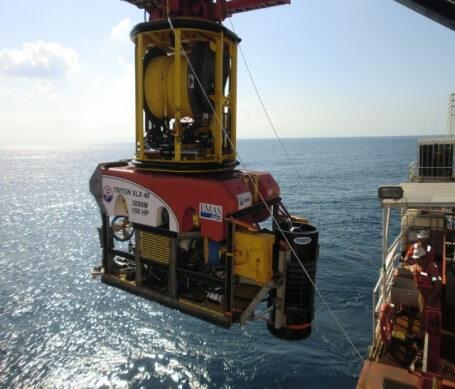 ROV Excavators, Tooling & Diver Tooling